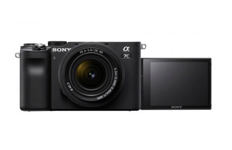 Sony Alpha ILCE-7C Kit + Sony FE 28-60mm F4-5.6 schwarz