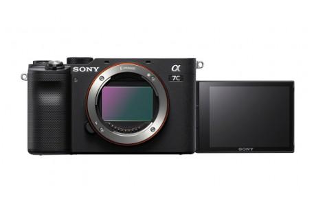 Sony Alpha ILCE-7C Gehäuse schwarz