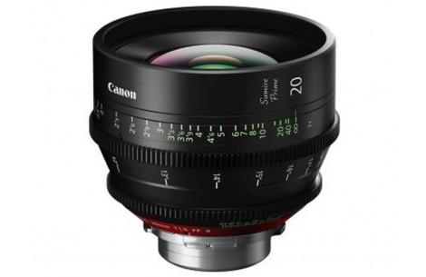 Canon CN-E20 mm T1.5 FP X (Meter) Cinema Lenses Sumire Prime
