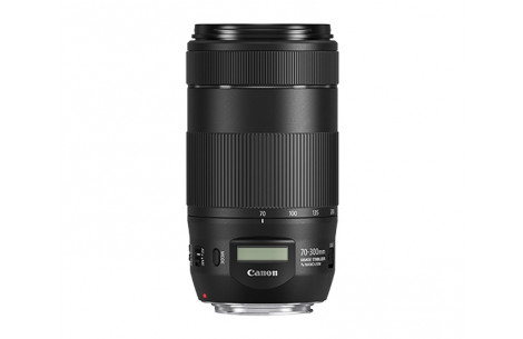 Canon EF 70-300mm F 4-5,6 IS II USM