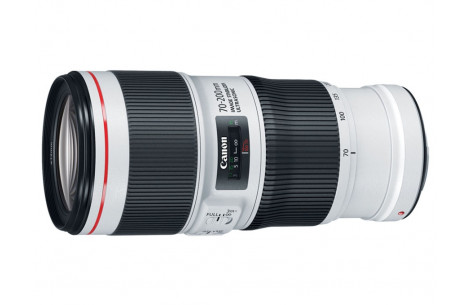 Canon EF 70-200mm F4,0 L IS II USM
