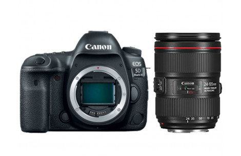 Canon EOS 5D Mark IV Kit + EF 24-105/4.0 L IS II