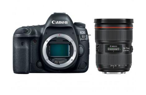 Canon EOS 5D Mark IV + 24-70 F2.8 L II USM