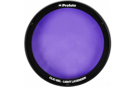 Profoto Clic Gel Light Lavender