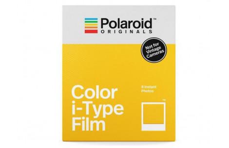 Polaroid Sofortbildfilm Color für I-TYPE Kameras