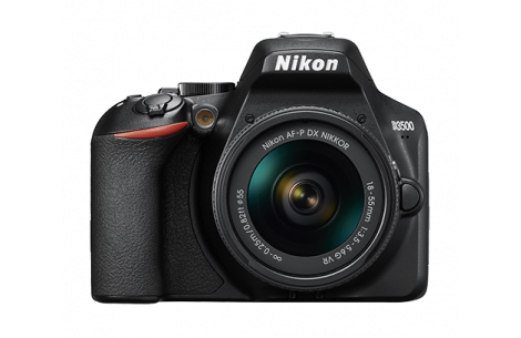 Nikon D3500 Kit + AF-P DX 18-55mm F3,5-5,6 G VR
