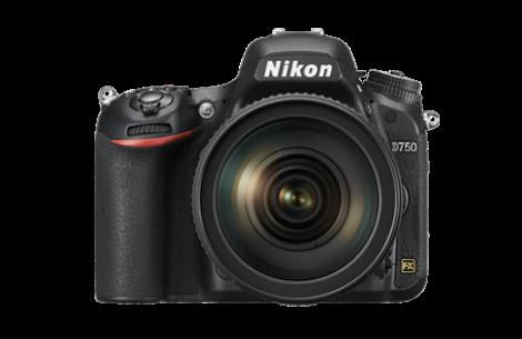 Nikon D750 Kit + AF-S 24-120mm F4,0 G ED VR