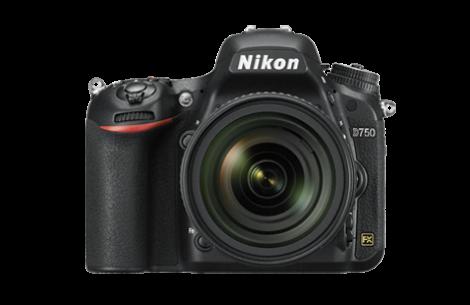 Nikon D750 Kit + AF-S 24-85mm F3,5-4,5G ED VR