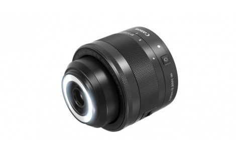 Canon EF-M 28mm F3,5 IS STM Macro