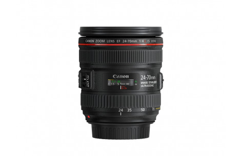 Canon EF 24-70mm F4,0 L IS USM