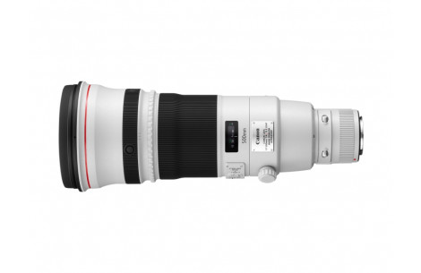 Canon EF 500mm F4,0 L IS II USM