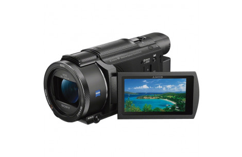 Sony FDR-AX53 4K Camcorder