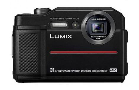 Panasonic Lumix DMC-FT7 schwarz
