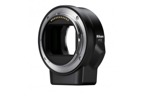 Nikon FTZ Bajonettadapter (für Objektive mit F-Bajonett))