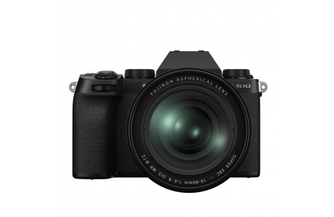 Fujifilm X-S10 Kit + XF 16-80mm