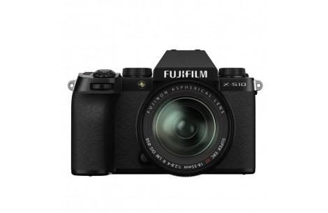 Fujifilm X-S10 Kit + XF 18-55mm