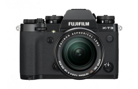 Fujifilm X-T3 + XF18-55mm F2,8-4,0 R LM OIS schwarz
