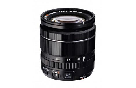 Fujifilm Fujinon XF 18-55mm F2,8-4 R LM OIS schwarz