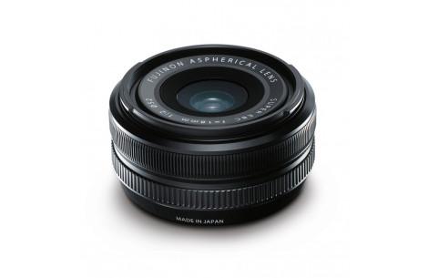 Fujifilm Fujinon XF 18mm F2,0 R schwarz