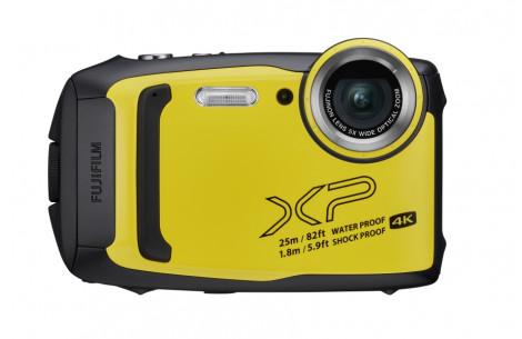 Fujifilm FinePix XP140 gelb