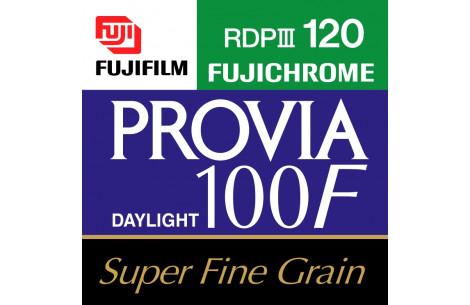 Fujifilm Provia 100 F 120 Mittelformat