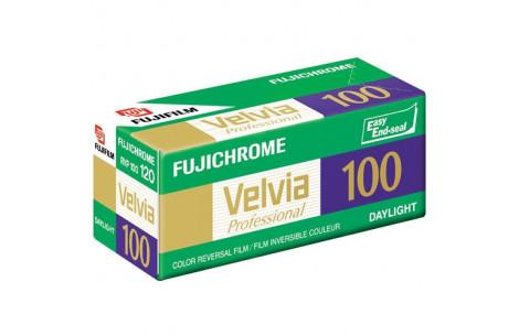 Fujifilm Velvia 100 120 Mittelformat