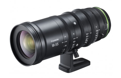 Fujifilm Fujinon MKX 18-55mm T2.9 für Fuji X-Mount