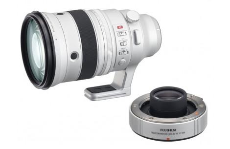 Fujifilm Fujinon XF 200mm F2 R LM OIS WR + 1.4x Telekonverter