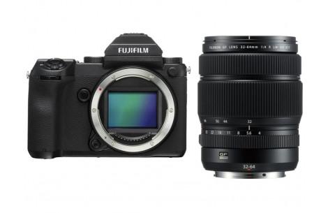 Fujifilm GFX 50S Kit + Fujinon GF32-64mm F4,0 R LM WR