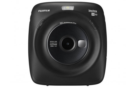 Fujifilm Instax Square SQ20 schwarz