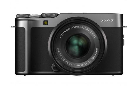 Fujifilm X-A7 darksilver + XC 15-45mm F3,5-5,6 OIS PZ