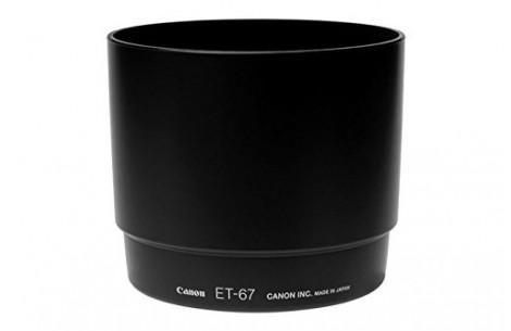 Canon Gegenlichtblende ET-67 (für EF 100mm f2,8 Makro USM)