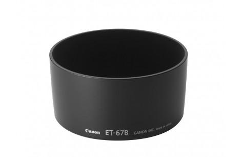 Canon Gegenlichtblende ET-67B (für EF-S 60mm f2,8 Makro USM)