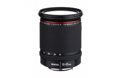 Pentax DA 16-85mm 3,5-5,6 ED DC WR HD