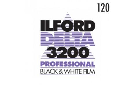 Ilford Delta 3200 120 Mittelformat