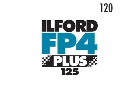 Ilford FP4 Plus 120 Mittelformat