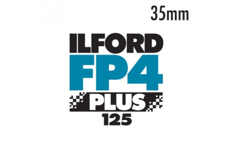 Ilford FP 4 plus 125 135/36