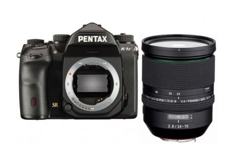Pentax K-1 Mark II Kit + HD Pentax-D FA 24-70mm F2.8 ED SDM WR