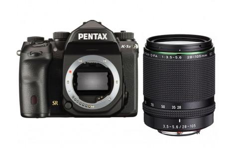Pentax K-1 Mark II Kit + HD Pentax-D FA 28-105mm F3.5-5.6 ED DC WR