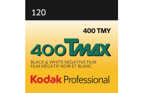 Kodak T-Max TMY 400 120 Mittelformat