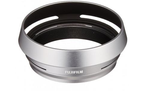 Fujifilm Gegenlichtblende X100 silber