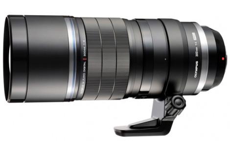 Olympus M.ZUIKO DIGITAL 300mm F4,0 IS PRO ED