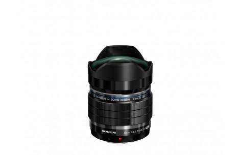 Olympus M.ZUIKO DIGITAL 8mm F1,8 Fisheye ED PRO
