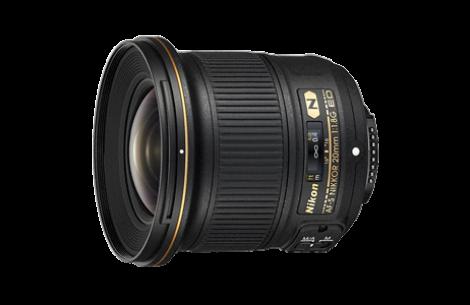 Nikon AF-S NIKKOR 20 mm F1,8 G ED