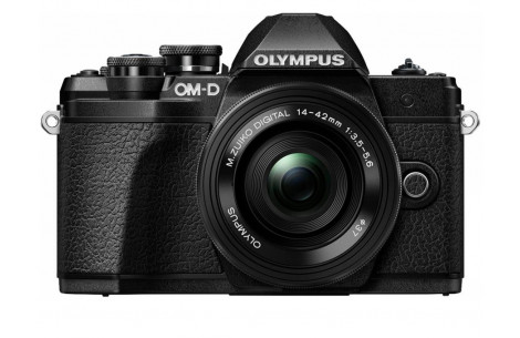 Olympus OM-D E-M10 Mark III Kit + 14-42mm EZ schwarz