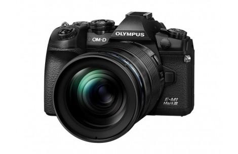 Olympus OM-D E-M1 Mark III Kit incl. 12-100/4.0 PRO schwarz