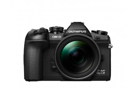 Olympus OM-D E-M1 Mark III Kit schwarz incl.12-40mm/2.8 PRO