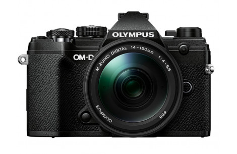 Olympus OM-D E-M5 Mark III 14-150mm II Kit schwarz