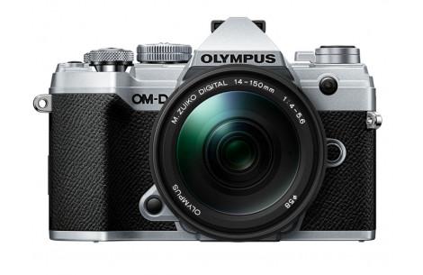 Olympus OM-D E-M5 Mark III 14-150mm II Kit silber