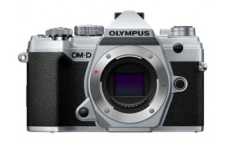 Olympus OM-D E-M5 Mark III Gehäuse silber